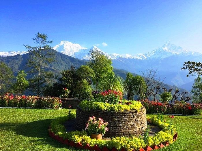Annapurna Komfort Trekking