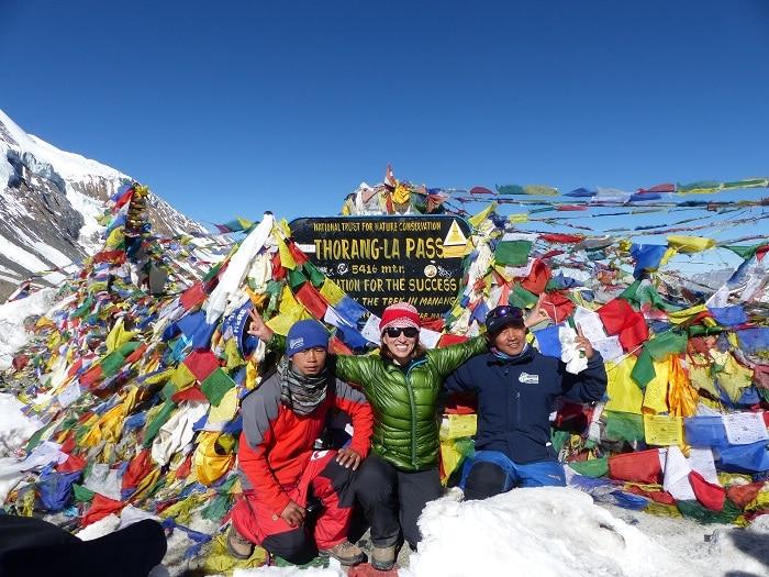 Annapurna Runde über Thorong La – Lodge Trek