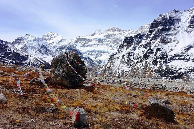 Kanchenjunga Trekking mit Mirgin La Pass