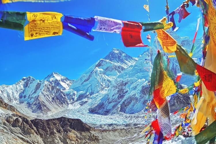 Komfort Trekking zum Everest Base Camp
