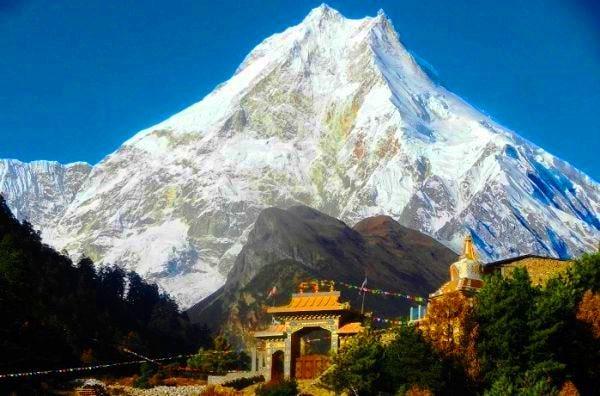 Die Manaslu Runde Trekking – zum Berg der Seelen