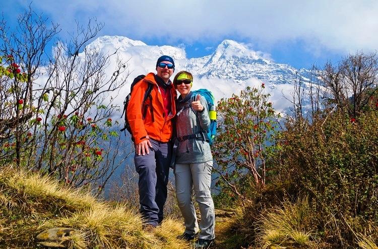 Mardi Himal – Machapuchare Trekking