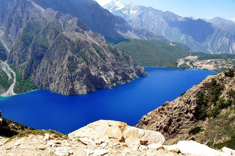Upper Dolpo nach Jomsom Zelt-Trekking