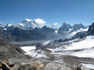 Everest Base Camp mit Gokyo über Cho La und Renjo La