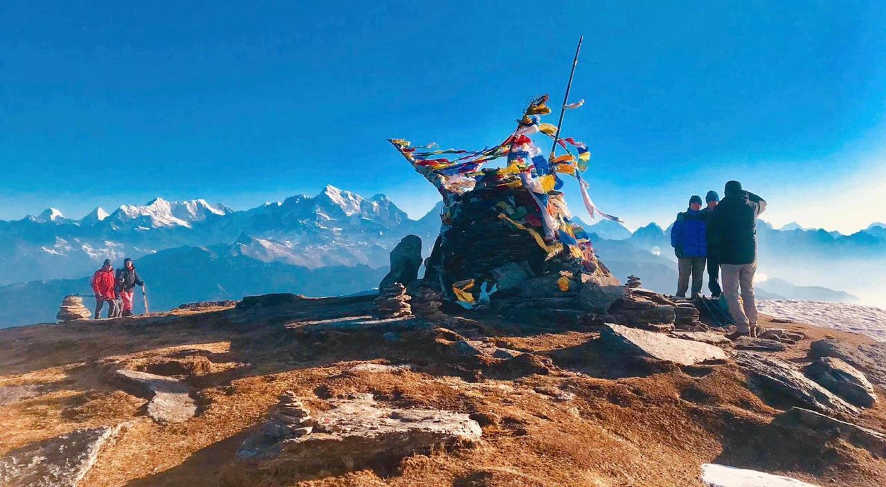 Pikey Peak – Der Kurztrek mit Blick auf Mt. Everest