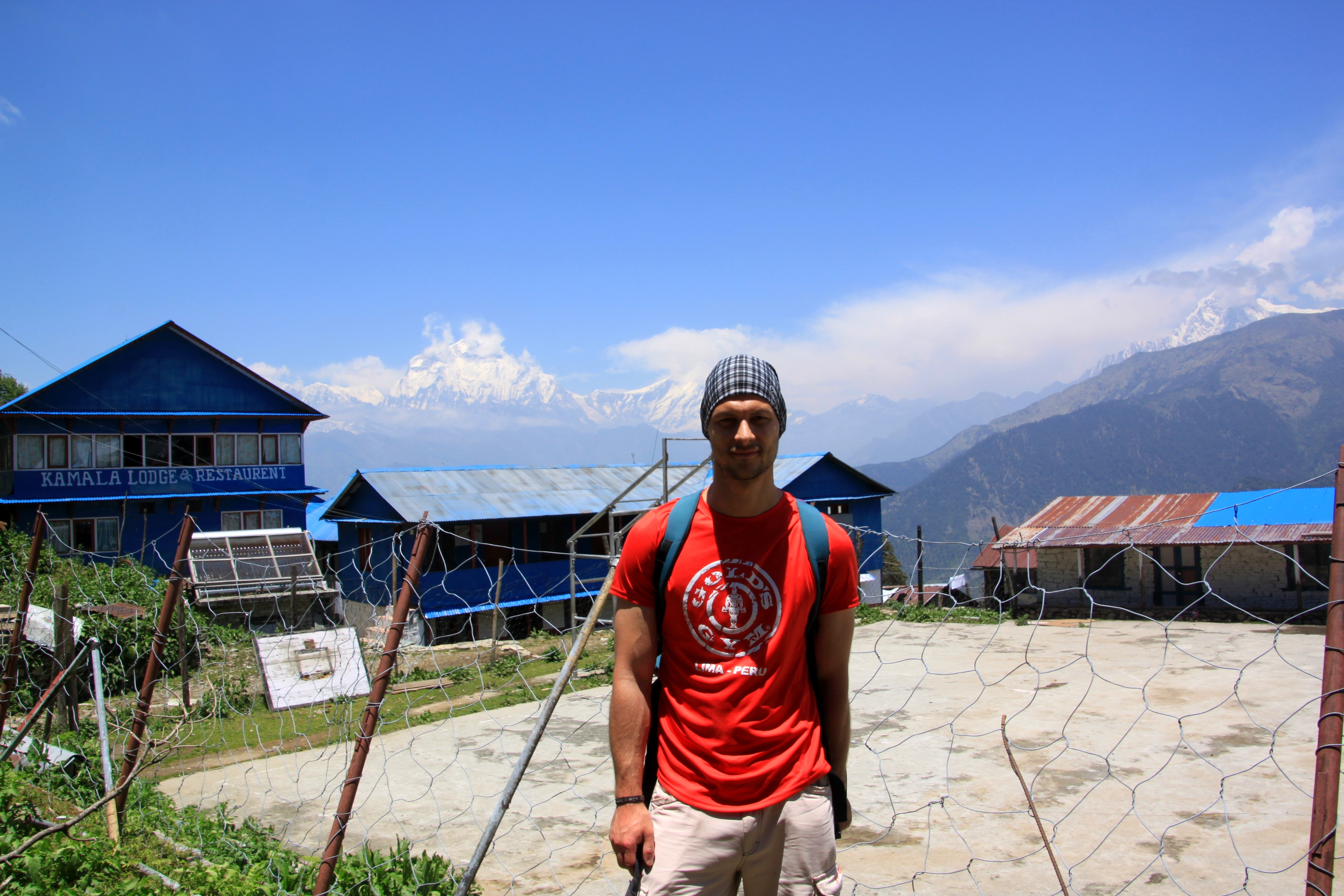 Annapurna Base Camp trek (3)