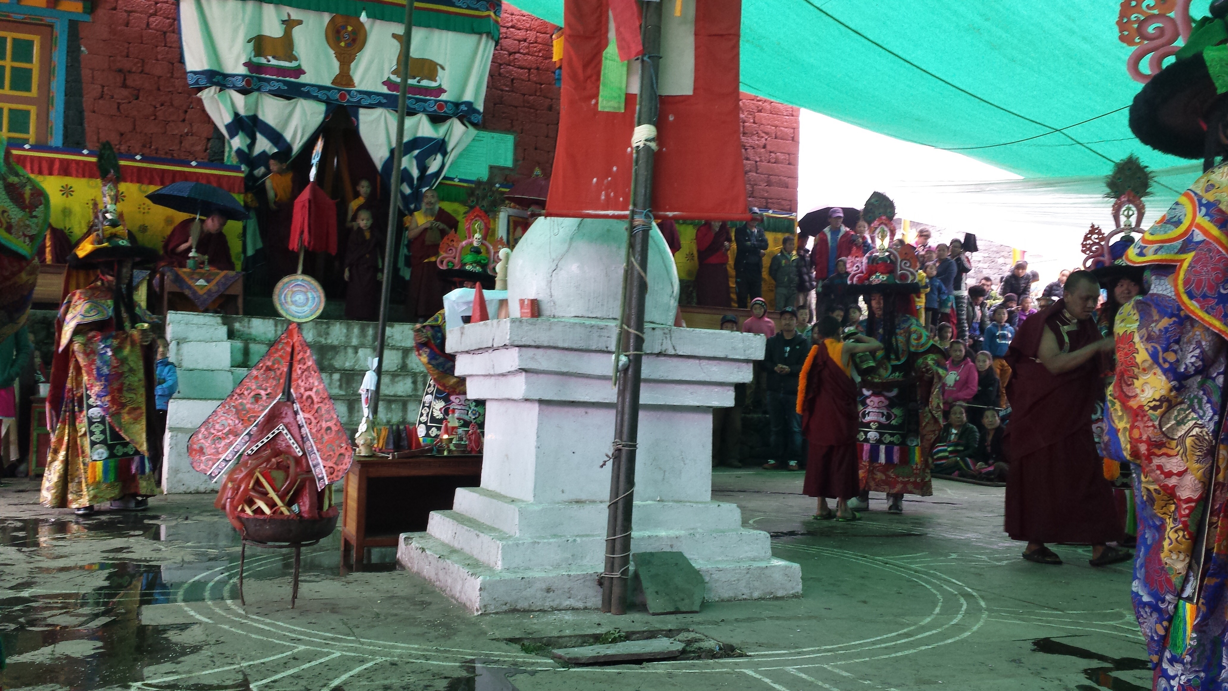Dumjee Festival Lukla - Everest Base Camp Trek (15)