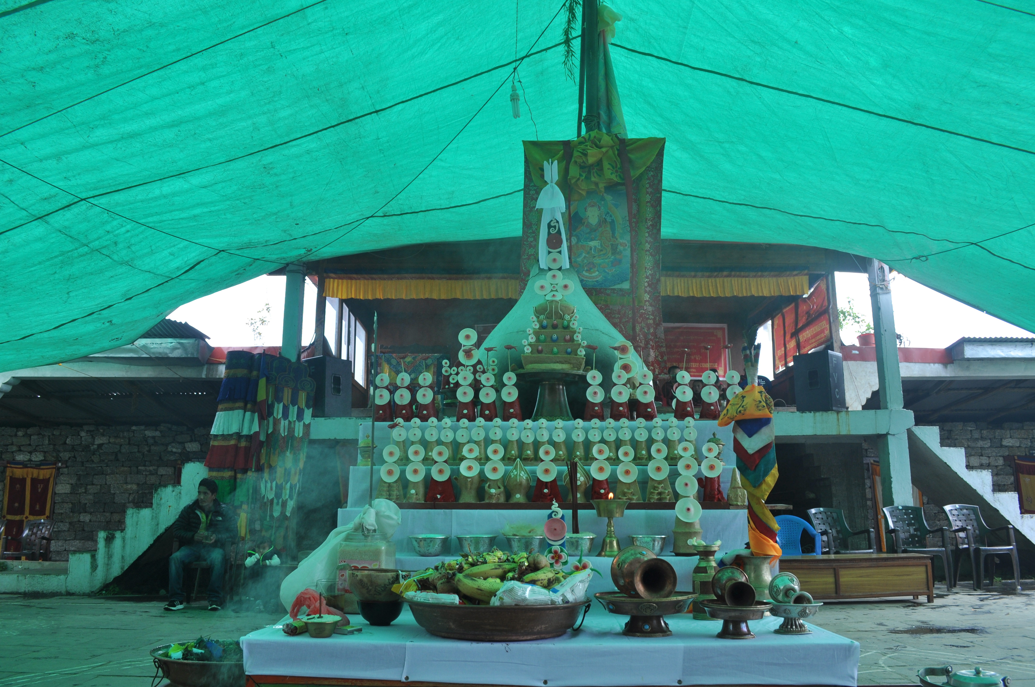 Dumjee Festival Lukla - Everest Base Camp Trek (16)