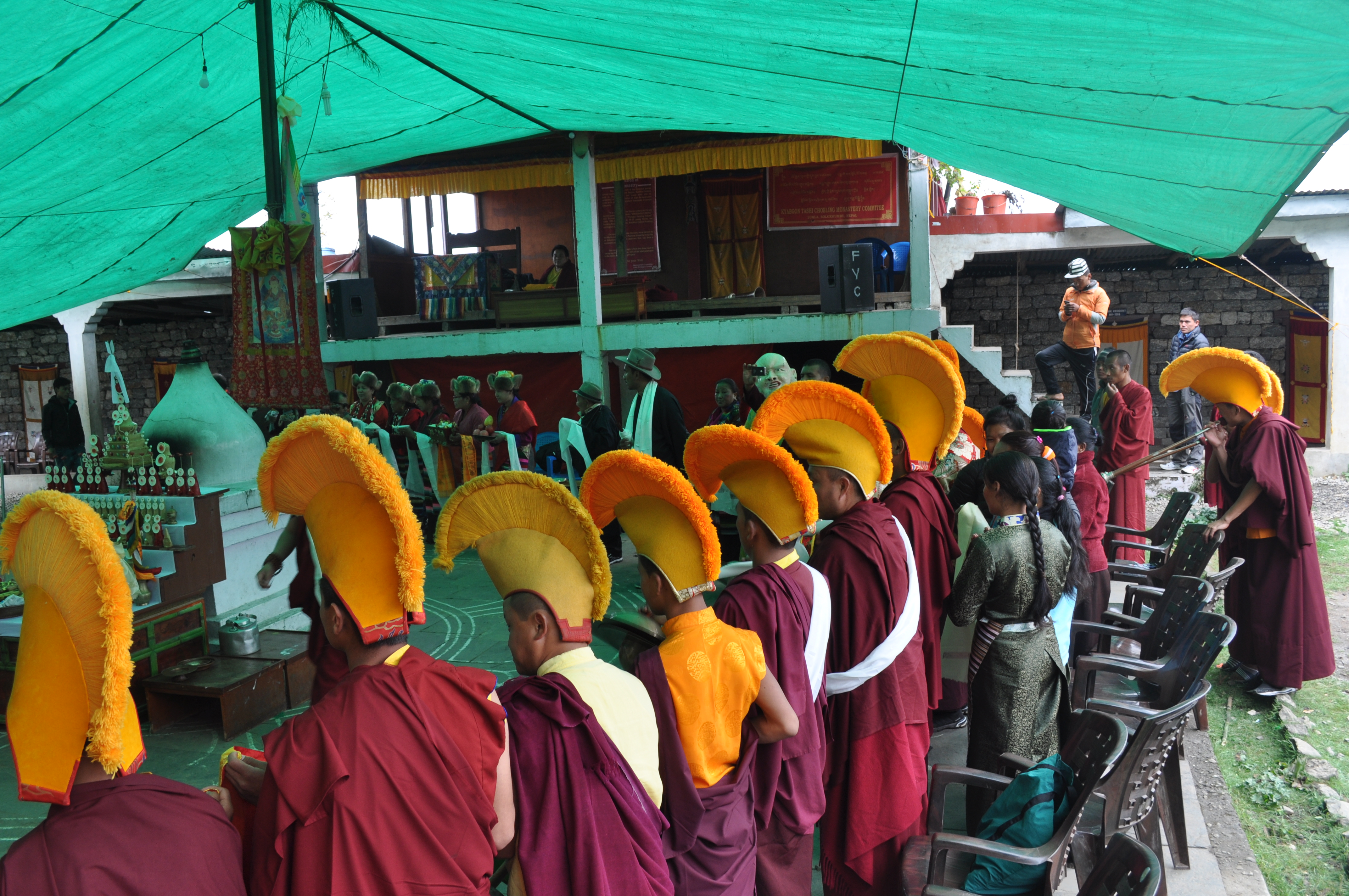 Dumjee Festival Lukla - Everest Base Camp Trek (18)
