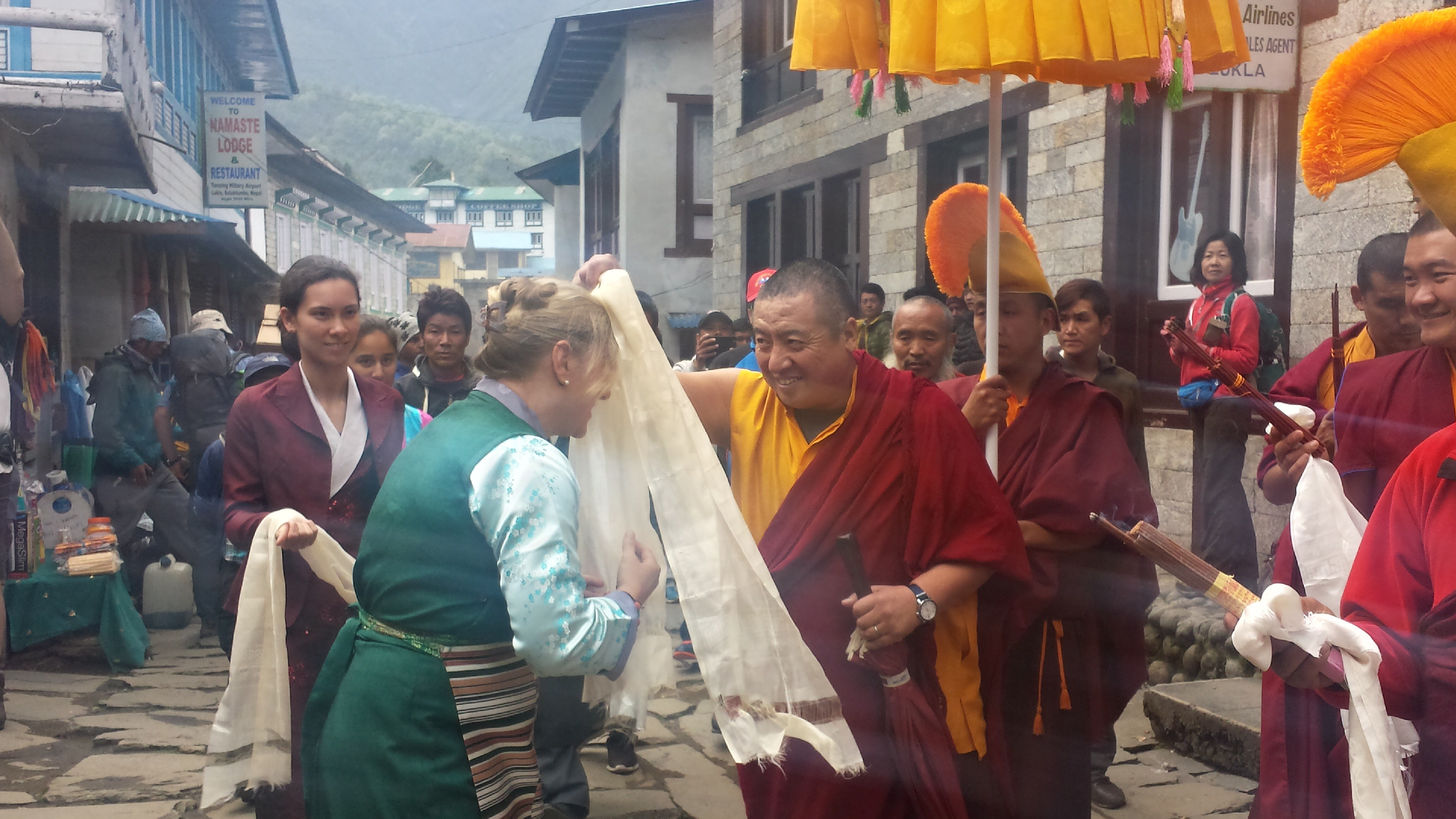 Dumjee Festival Lukla - Everest Base Camp Trek (4)