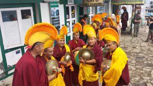Dumjee Festival Lukla - Everest Base Camp Trek  (8)
