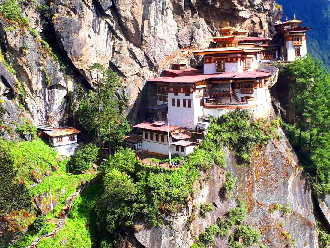 Indien – Bhutan – Nepal – Die Reise der Mythen, Bauwerke und Farben