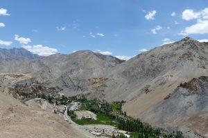 Lama Yuru in Ladakh - gDT