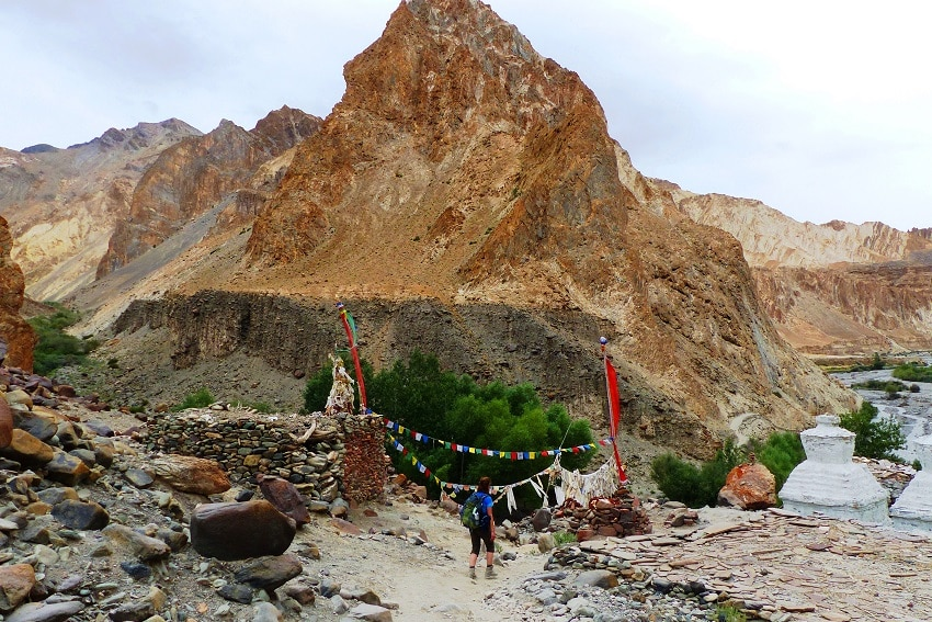 LADAKH – Markha Valley Camping Trekking