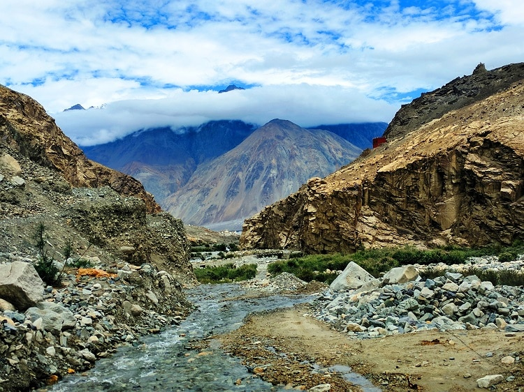 LADAKH – Nubra Valley mit Lasermo La – Camping Trek