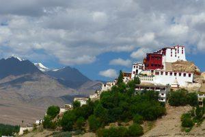 Thiksey Kloster - Ladakh Trekking gDT