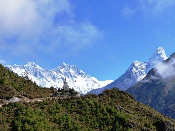 Annapurna und Everest Trekking – Flora, Fauna und die Eisgiganten