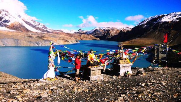 Annapurna Runde mit Tilicho See und Kopra Danda