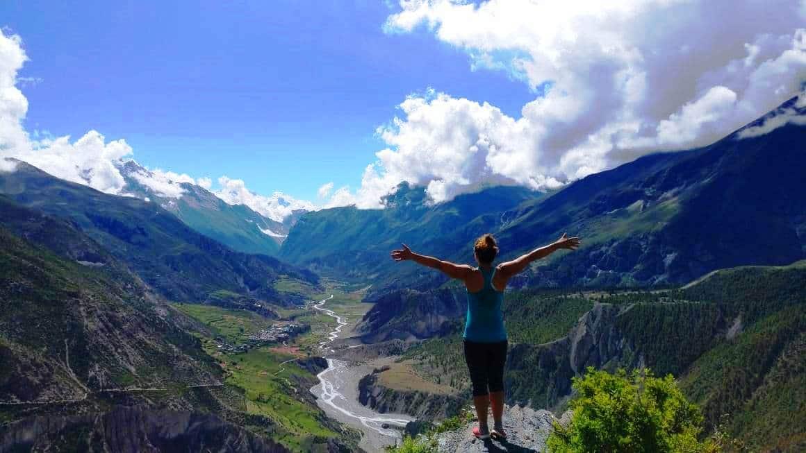 Nepal – hohe Berge, bunte Kulturen & Safari