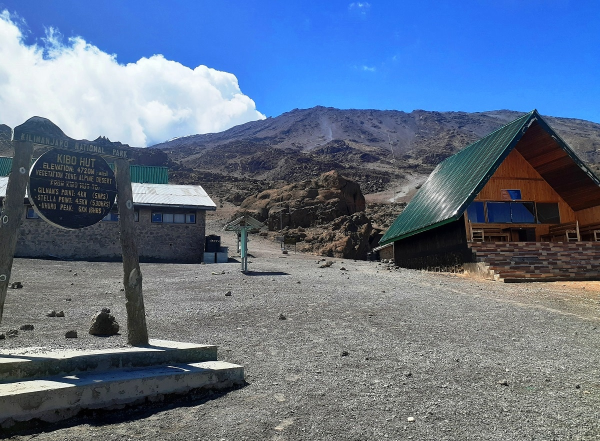 Der Hütten Trek – Mt. Meru & Kilimandscharo-Marangu Trekking