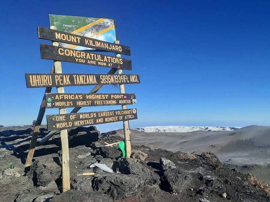 Kilimandscharo Northern Circuit Trekking