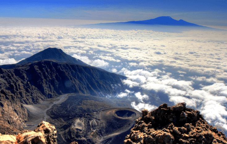 Mt. Meru Trekking – Auf den zweithöchsten Berg Tansanias