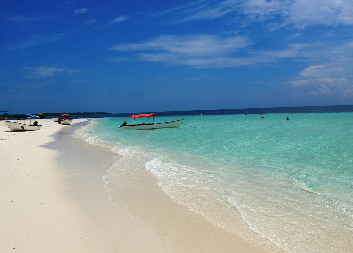 Sansibar – Entspannung am weißen Sandstrand